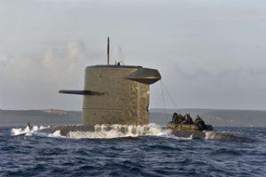 Huidige onderzeeboten moeten worden vervangen (foto: Defensie)