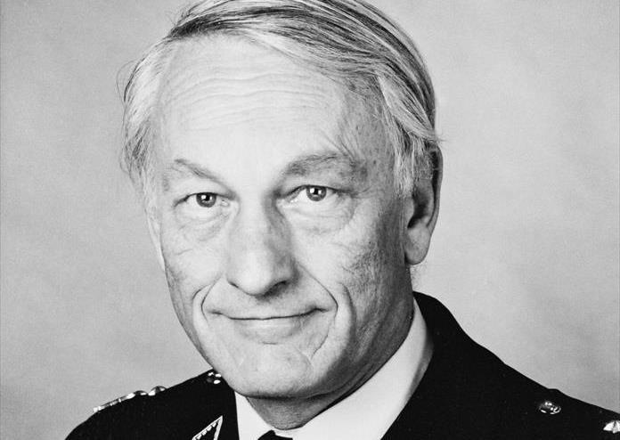 Oud-Marechaussee Commandant generaal Fabius overleden