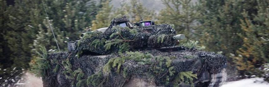 CV90-bron: ministerie van Defensie