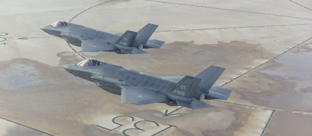 F35 (Foto: Defensie)
