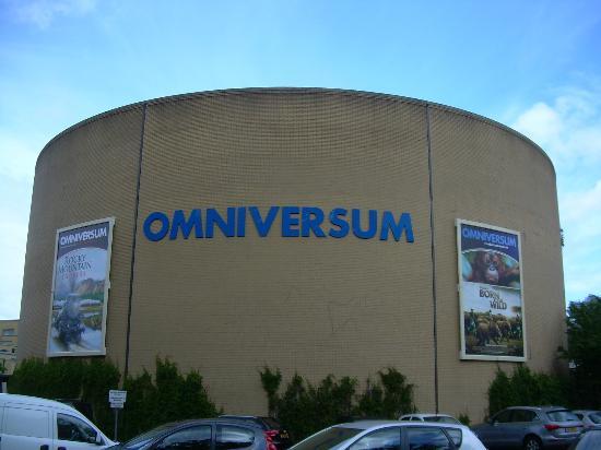 Veteranen gratis naar de film in Omniversum