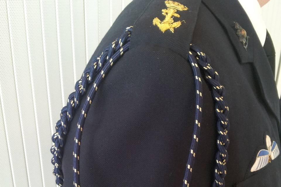 Mensenredders krijgen blauw Erekoord van Marine