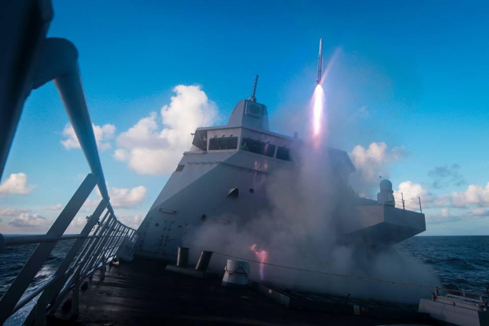 Nederland en VS bestrijden raketten in de ruimte