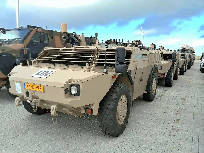 Militairen slecht getraind en met slecht materieel naar Mali