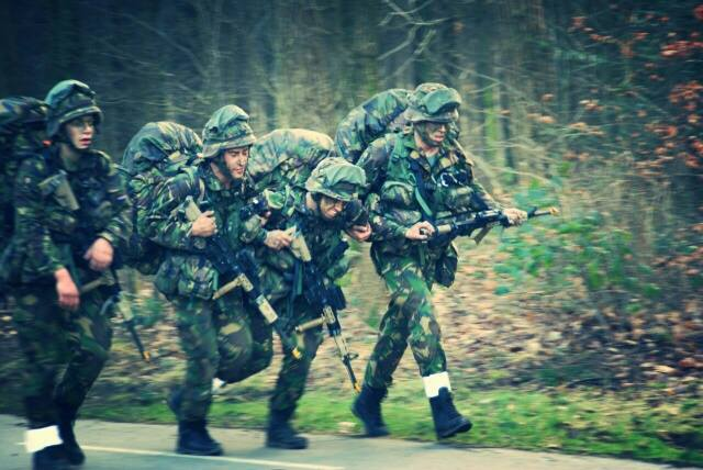 Acht redenen om trots te zijn op onze militairen