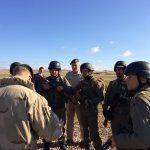 Nederlandse militairen met de CDS in Irak