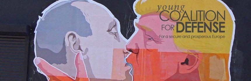 'The Donald' geeft Europa schop onder de kont