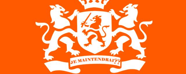 Kiezer moet Nederland uit gevaarlijke situatie helpen