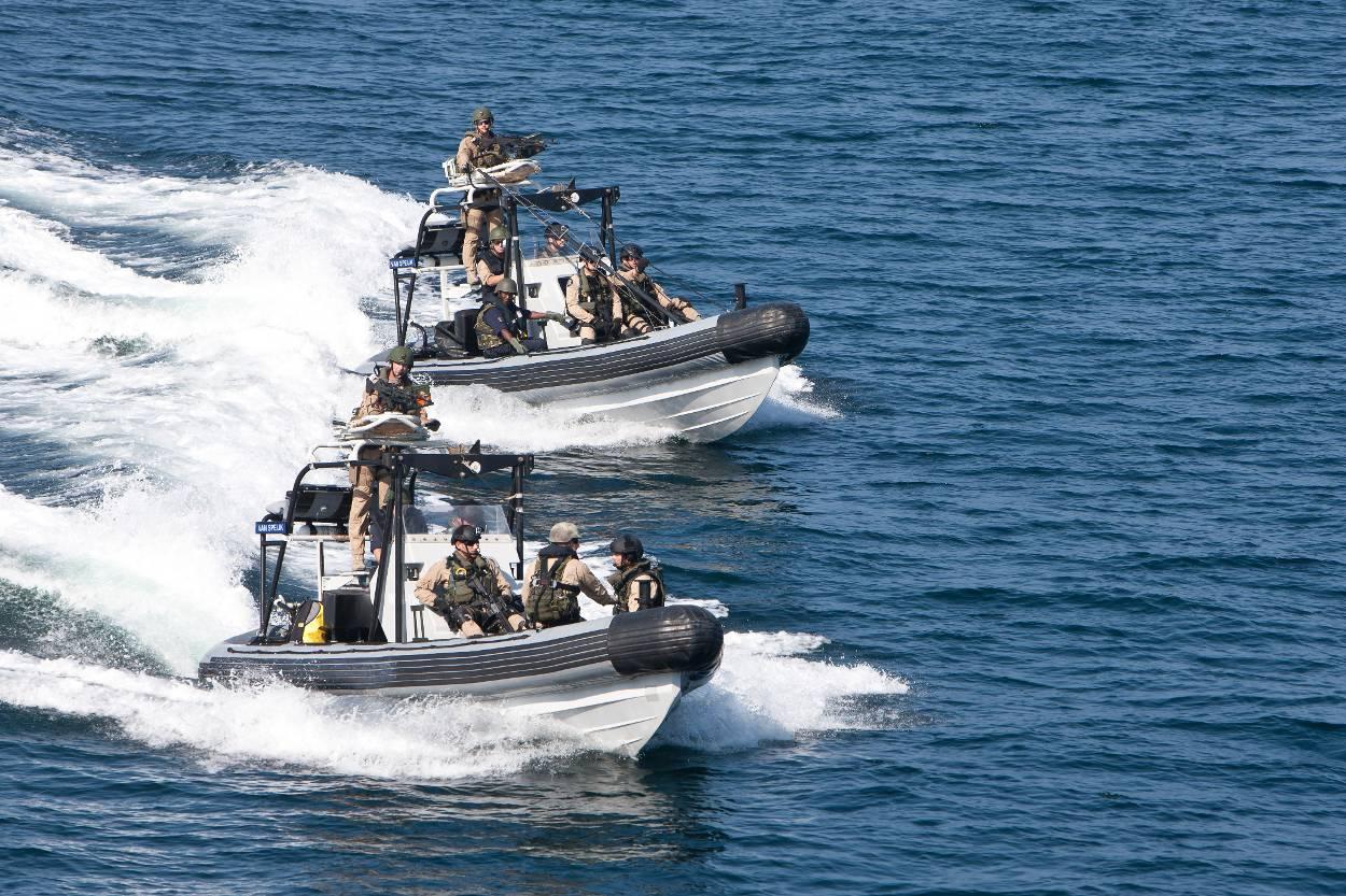 RHIB KMAR (foto Defensie)