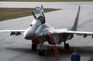Russische MIG 29
