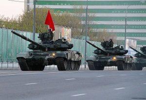 Rusische tanks