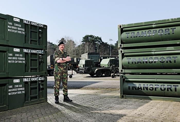 Brigade-generaal Hans Damen uitgeroepen tot goeroe