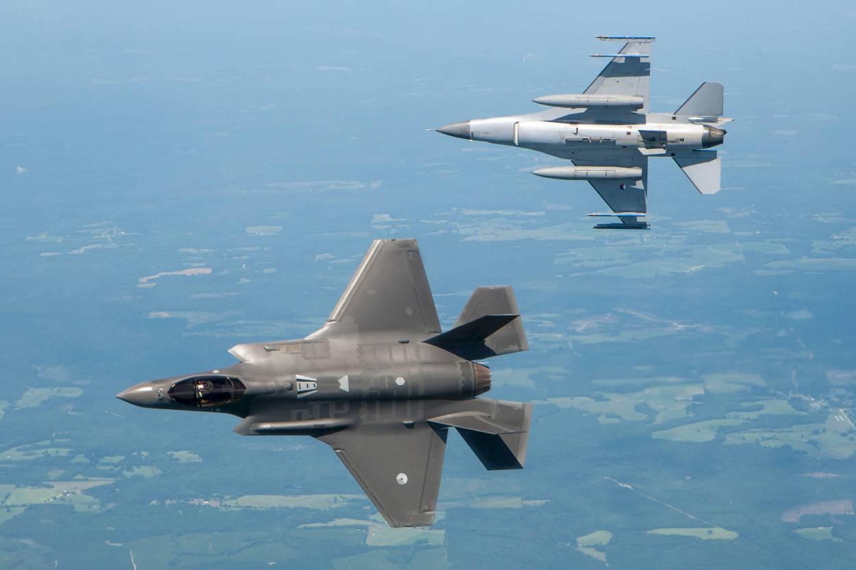 Dag F16, dankjewel!