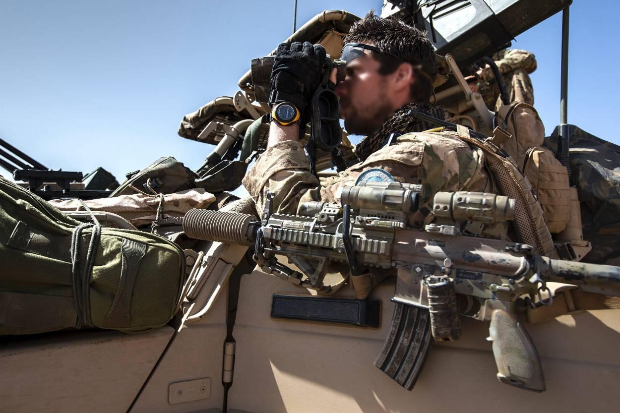 Leren van het leger: Leidinggeven vanuit de voorste linie