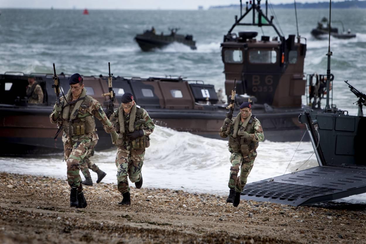 Verhuizing mariniers een no-go