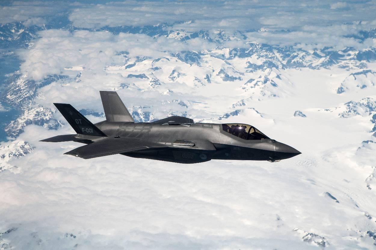 F-35 (foto: Defensie.nl)