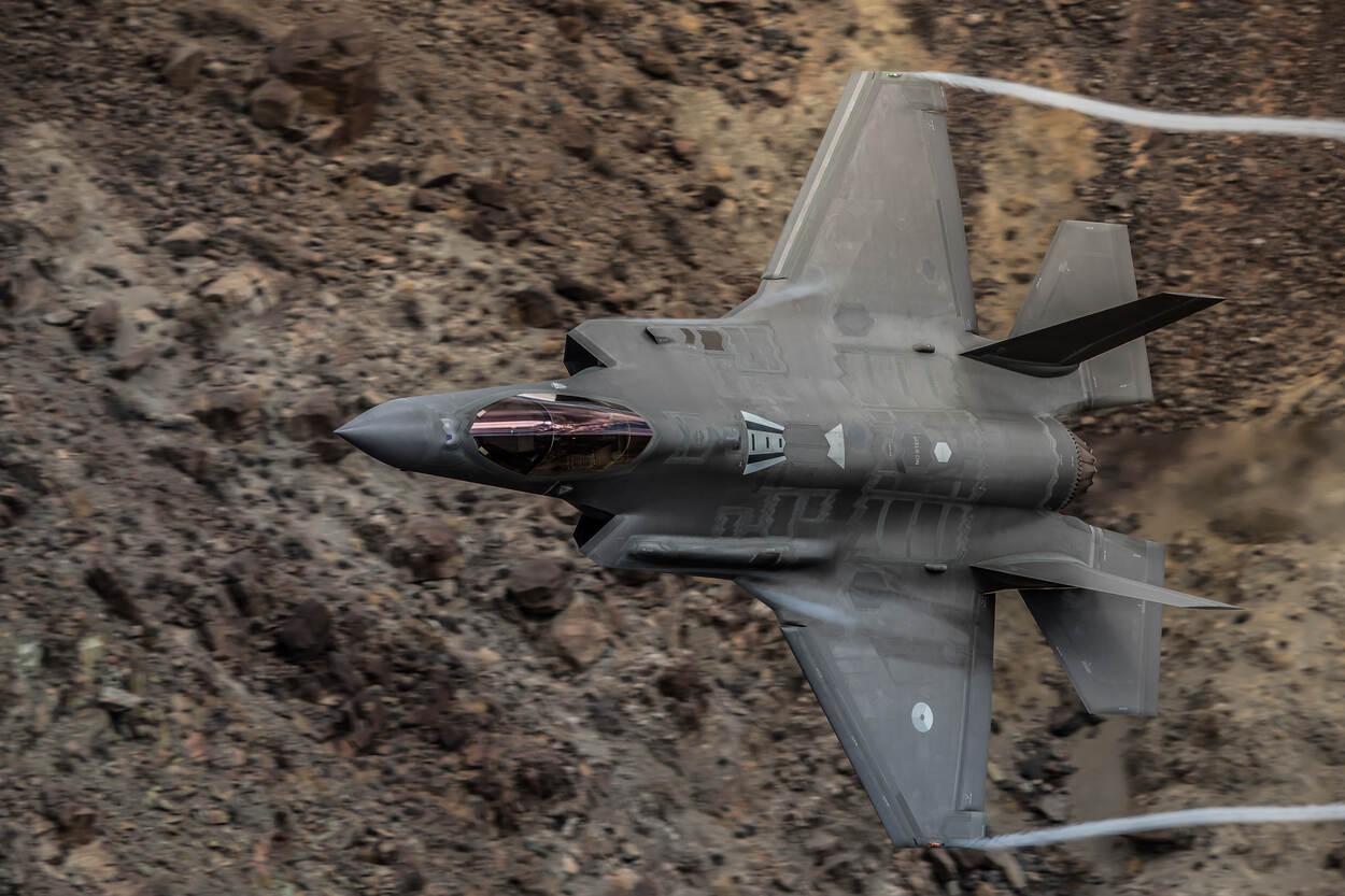 De F-35: een machtige machine – interview met kolonel van Deventer