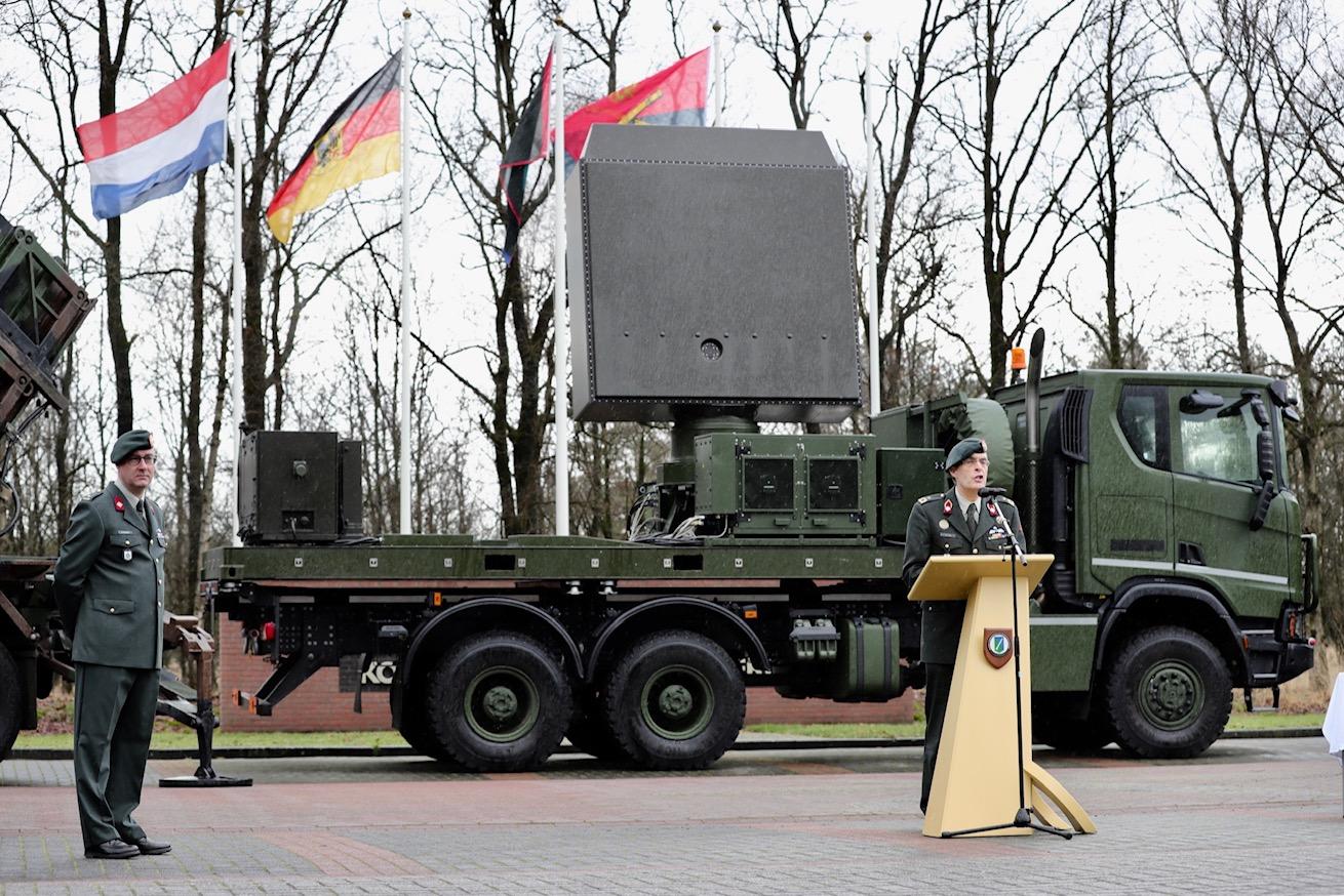 Hypermoderne radarsystemen nieuwe ogen landmacht