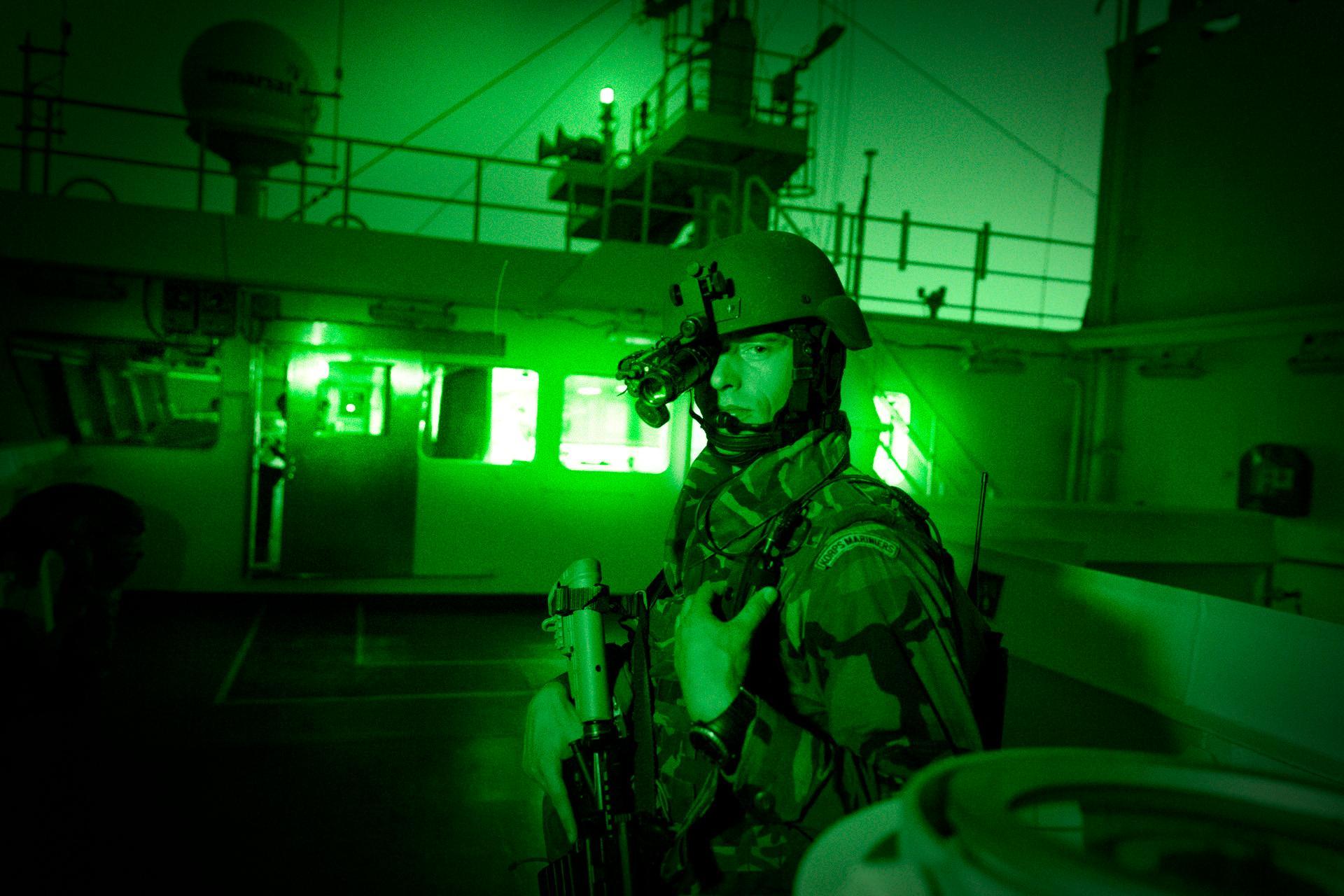 Bescherming koopvaardij niet meer alleen militaire taak