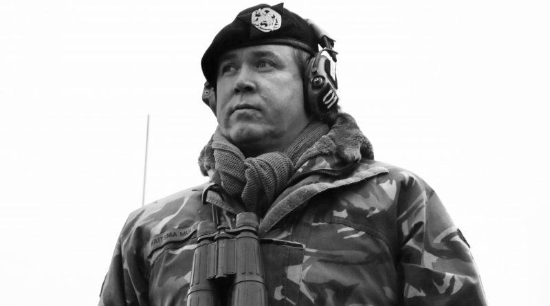 reserve-overste Pieter Willem Haitsma Mulier