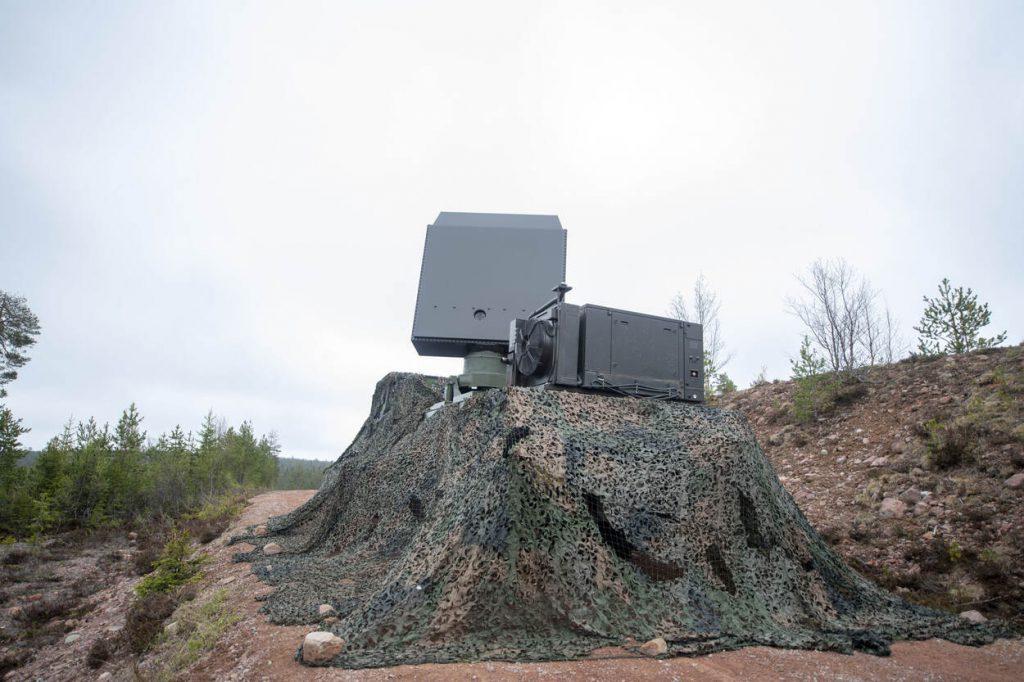 MMR-radar