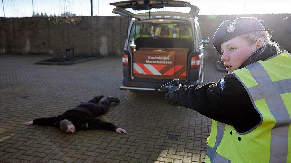 IBT: Trainen voor gebruik van geweld binnen het wettelijk kader