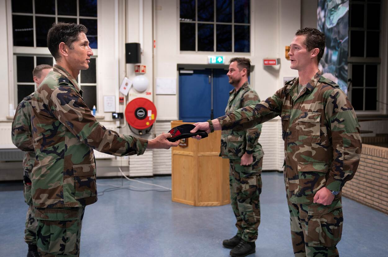 Nieuw dienstvak Geneeskundige Dienst Mariniers