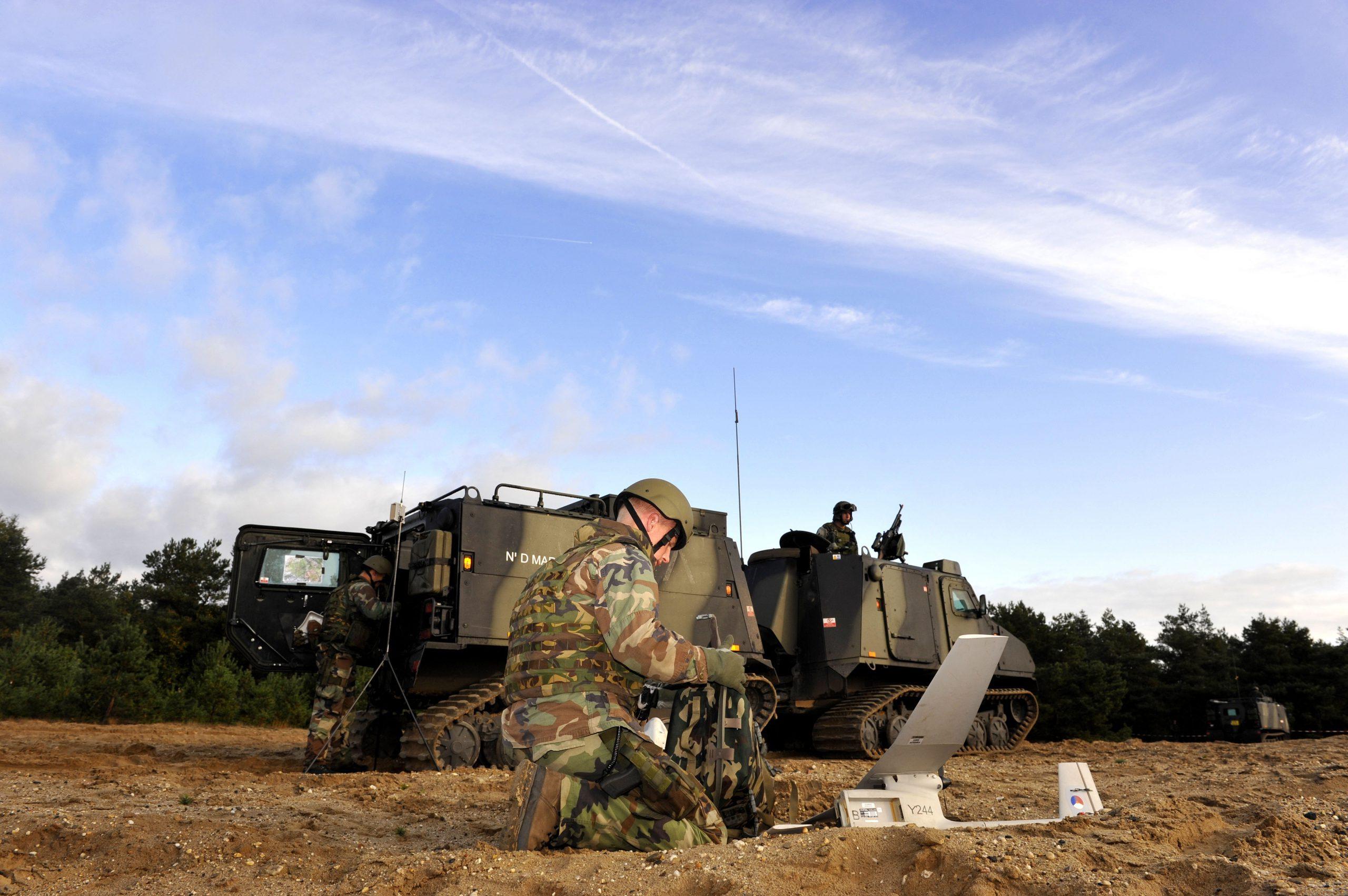 PVV: sterke, gezonde Krijgsmacht nodig voor Nederlandse veiligheid en grenscontroles